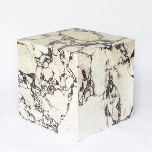 Just Adele | Viola Calacatta Marble furniture | Plinth Viola | Melbourne | Side Table | bedside | Coffee Table | Viola | Cube | Plinth | Occasional table | bespoke melbourne plinth | viola marble plinth
