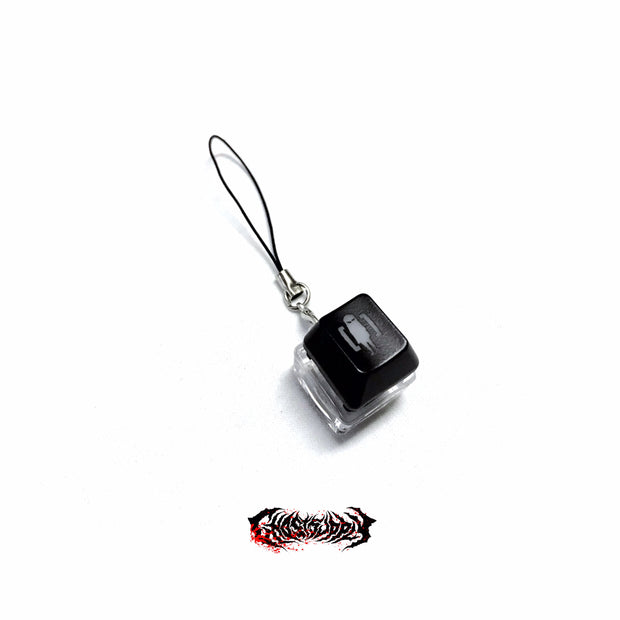 GS Mechanical Cap KeyChain