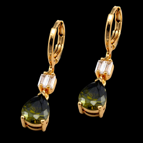 Arya Zircon Earrings