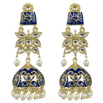 Alina Gold Plated Earrings