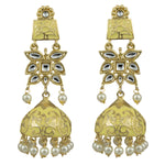 Molly Gold Plated Earrings
