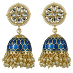 Juliana Gold Plated Earrings