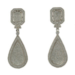 Naomi Zirconia Earrings