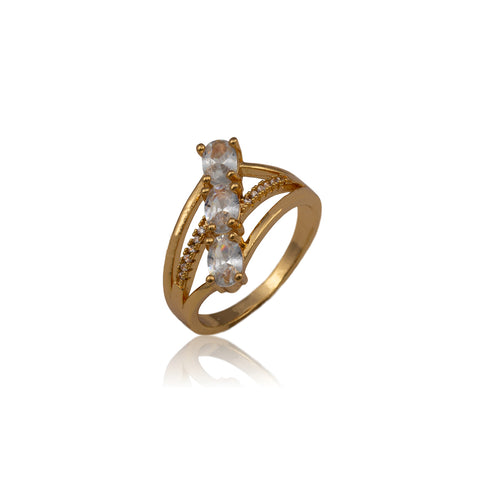 Jane Gold Plated Ring