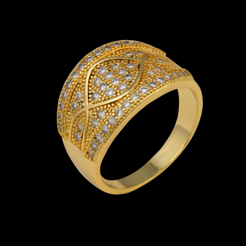 Kaia Zircon Ring