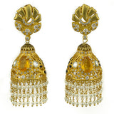 Vedrik Jhumki Earrings