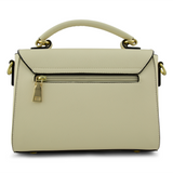 Vedrik Milky Swedan Leather Bag