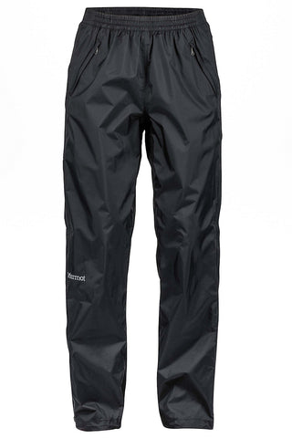 Womens Marmot PreCip Full Zip Pant