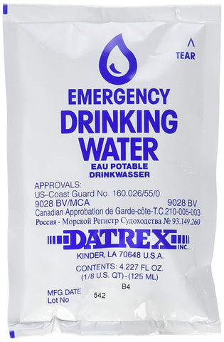 Datrex Water Pouch