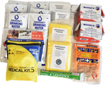 Hotel/Motel/Inn Guest Emergency Kits