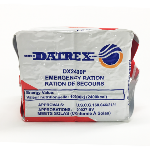 Datrex 2400 Calorie Emergency Food Bar