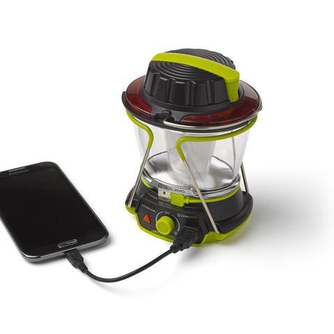 Goal Zero Light House 400 Lantern + USB Power Hub