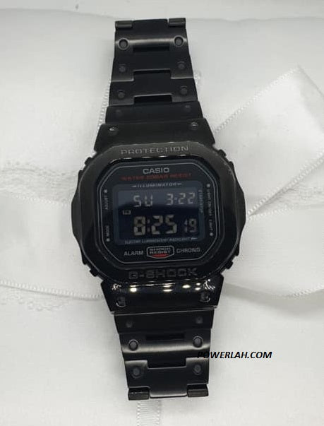 C DW5600 (Black Steel)