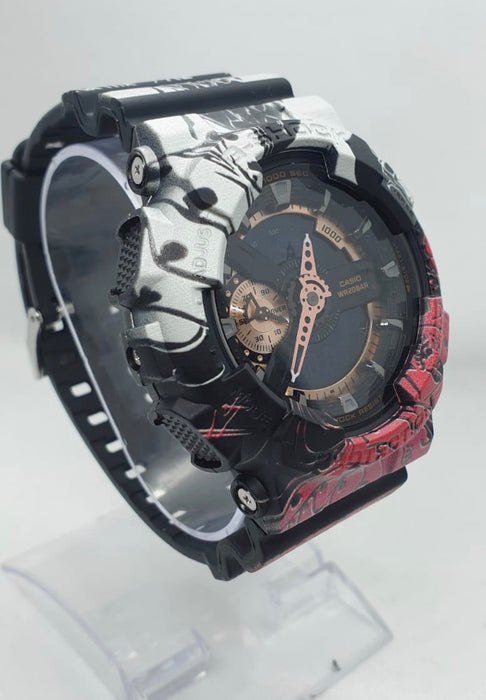Customized G shock (Limited Edition)