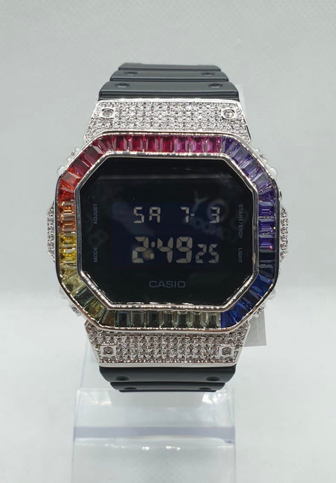 "CASIO DW5600BB ""NEW"""