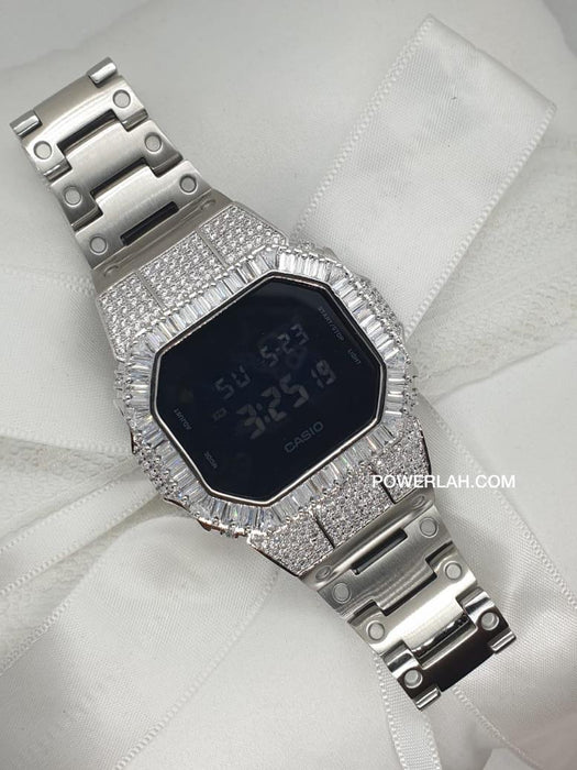 CASIO DW5600BB(Steel)