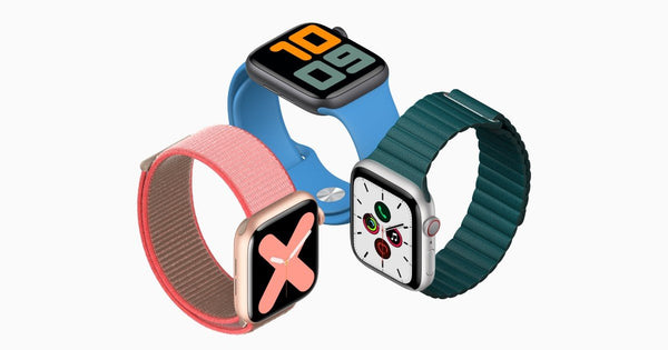 When will the new iPad and Apple Watch be released?