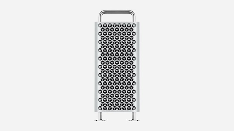 Bloomberg: Apple's new Mac Pro is only half the current size