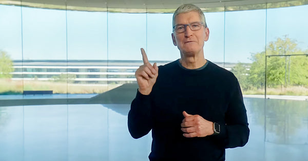 Take you through the highlights of the iPhone 12 conference in less than a minute