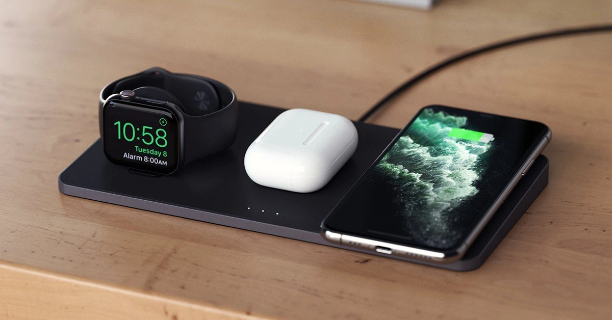Satechi launches 3-in-1 wireless charging panel for Apple's products