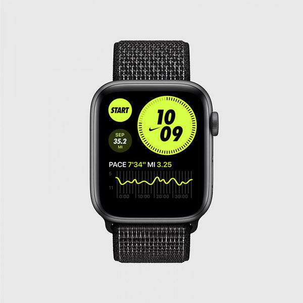 Nike Run Club App adds a new look to the Nike version of Apple Watch