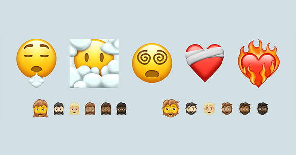 217 new emoji emoticons exposed, officially open next year