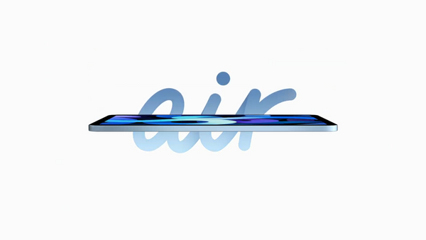 The new generation of iPad Air officially announced A14 processor