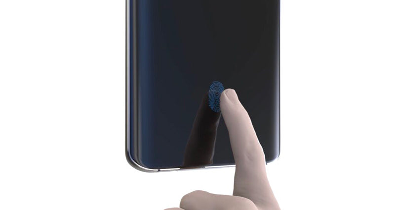 This year's iPhone may add Touch ID for fingerprint recognition under the screen