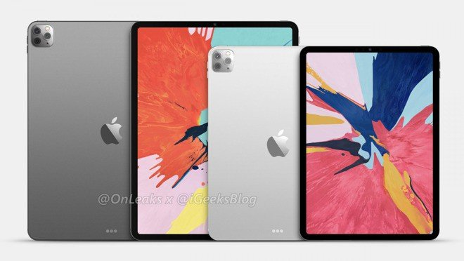 News indicates that iPad Pro 5G version will debut in September with 5nm A14 processor