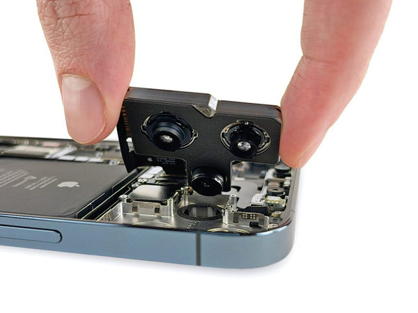 iFixit disassembles iPhone 12 Pro Max lens module is very different
