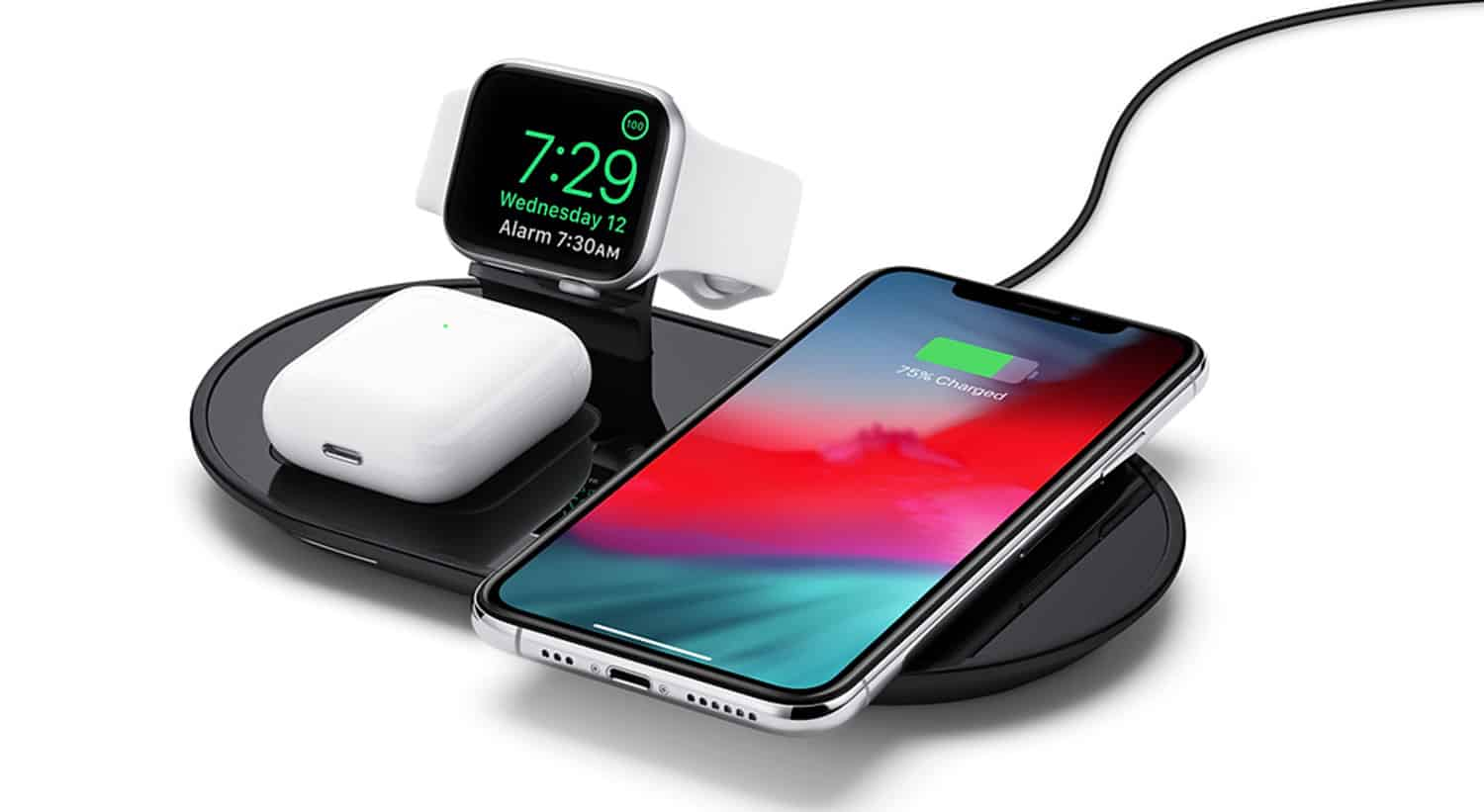 "iOS 13.3 Unblocked ""Speed-Limited"" Wireless Charger"