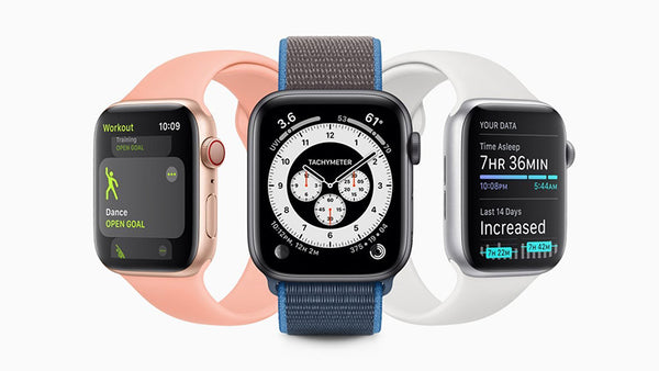 watchOS 7 officially debuts new surface