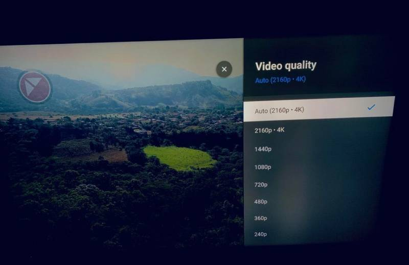 Apple TV finally supports YouTube 4K playback