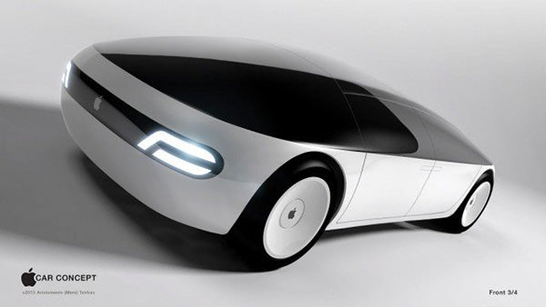 Apple Car Front