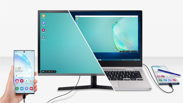 samsung dex kv pc
