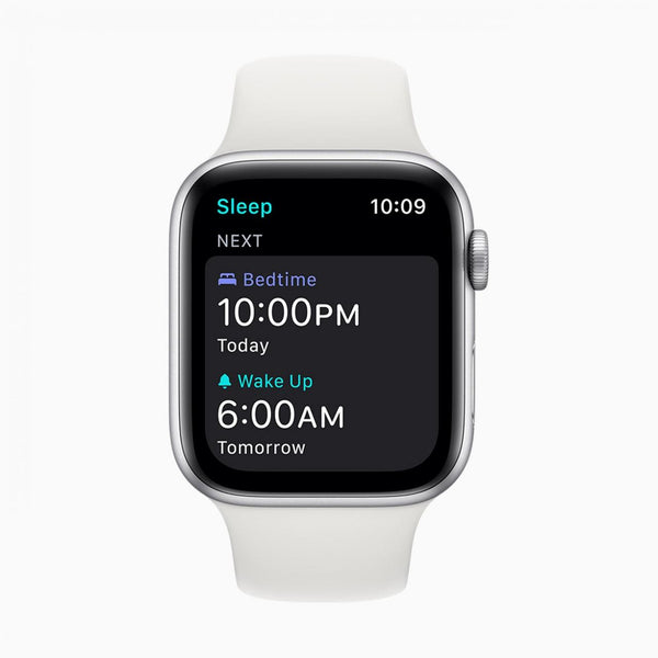 watchos 7 sleep