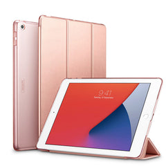 iPad 7th Generation Case 2019 10.2 inch Rose Gold Smart Cover-CoolDesignOnline