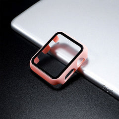 Apple Watch Case Series 5 44mm Pink With Screen Protector-CoolDesignOnline