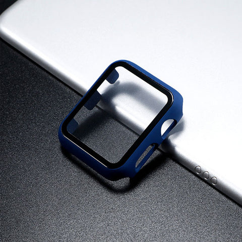 Apple Watch Case Series 3 38mm Mindnight Blue With Screen Protector-CoolDesignOnline