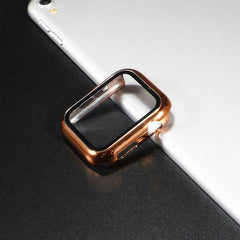Apple Watch Case Series 5 44mm Rose Gold With Screen Protector-CoolDesignOnline
