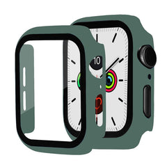 Apple Watch Case Series 5 44mm Yellow With Screen Protector-CoolDesignOnline