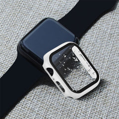 Apple Watch Case Series 5 40mm Silver With Screen Protector-CoolDesignOnline