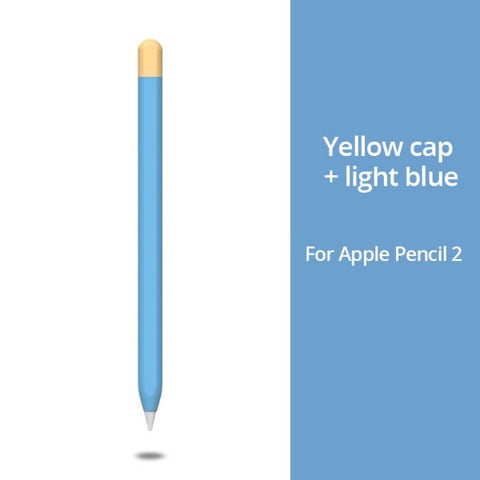 Apple Pencil 2 Case Blue Apple Pencil Cover Stylus Protective Cover-CoolDesignOnline