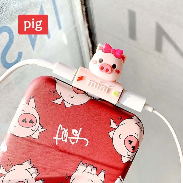 Dual Lightning Adapter Apple iPhone Pig 2 in 1 Dual-Port Splitter-CoolDesignOnline