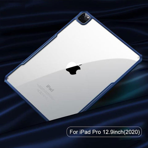 iPad Pro Case 2020 12.9 inch 4th Generation Protective Cover Blue-CoolDesignOnline