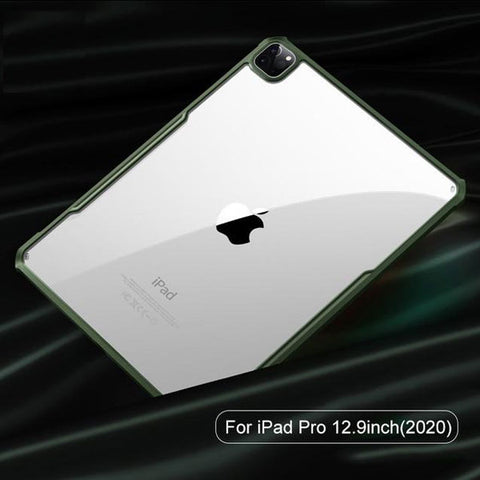 iPad Pro Case 2020 12.9 inch 4th Generation Protective Cover Green-CoolDesignOnline
