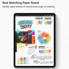 "iPad Pro 2020 4th Gen 12.9"" PaperLike Screen Protector Film Matte PET-CoolDesignOnline"