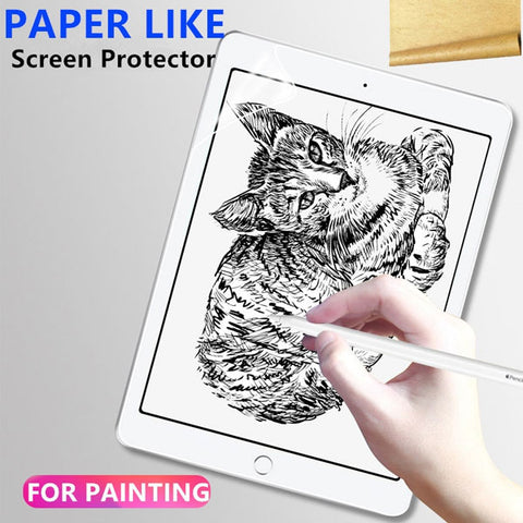 iPad 7th Generation PaperLike Screen Protector Film Matte PET-CoolDesignOnline
