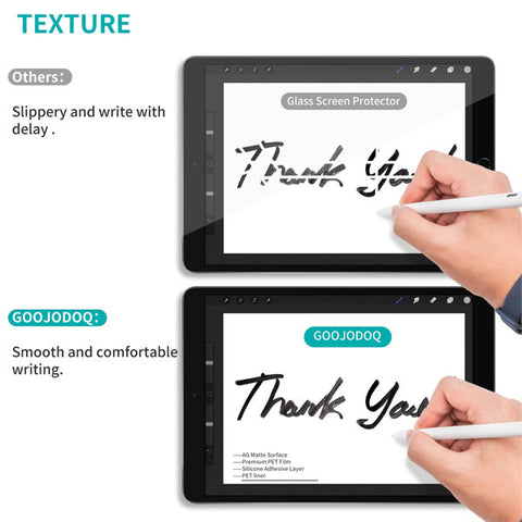iPad 7th Generation PaperLike Screen Protector Film Matte PET (2pcs)-CoolDesignOnline