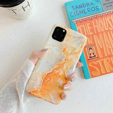 iPhone 11 Case Marble Case iPhone 11 Cover E-CoolDesignOnline